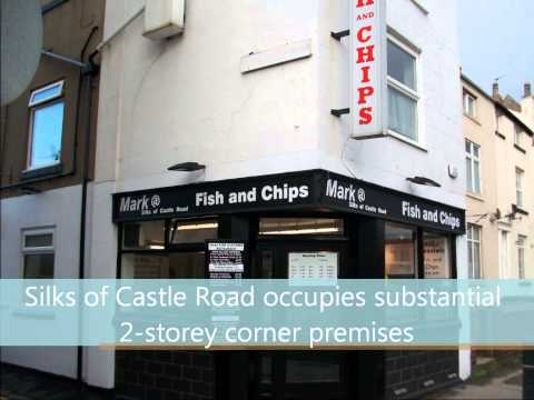 3629 - Fish And Chip Shop In Scarborough North Yorkshire For Sale