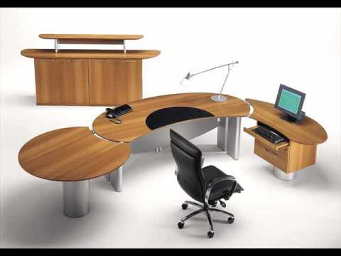 modular home office furniture contemporary sets - youtube
