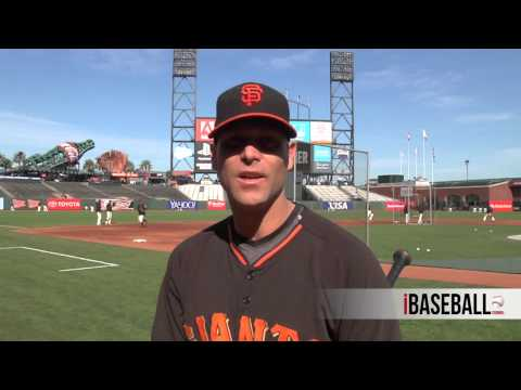 Batting Practice Chatter with Tim Hudson, P, San Francisco Giants