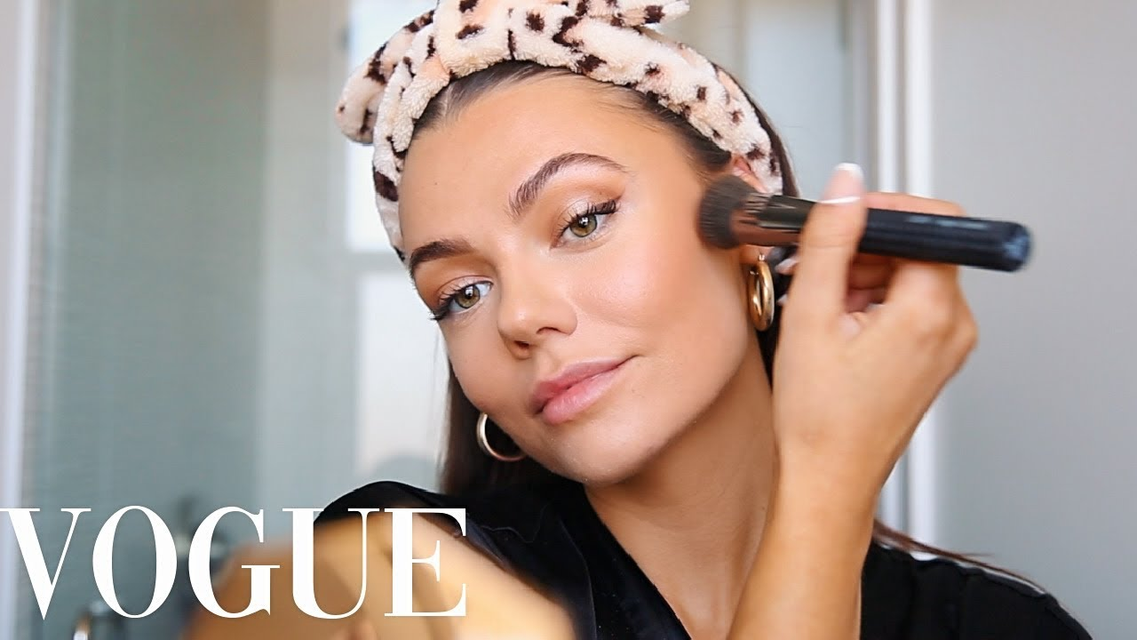 Summer Sheekey's guide to a glowy everyday makeup routine | Vogue