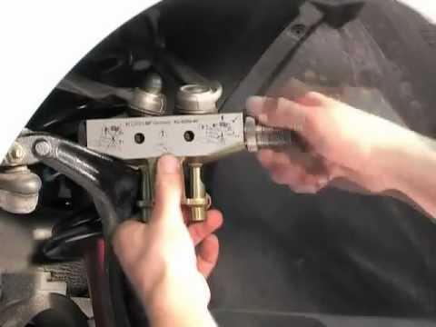 KL-0255 - Cambio de un amortiguador Audi A4