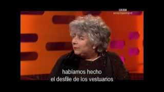 The Graham Norton Show (Bruno Mars, Jimmy Carr, Miriam Margolyes and Stanley Tucci)subtitulado-Part2