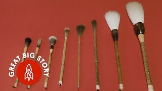 Crafting Traditional Japanese Brushes