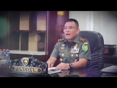 Ucapan Selamat Natal Tahun 2017 dan Tahun Baru 2018 Oleh Pangdam XVII/Cenderawasih