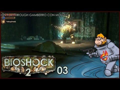 Bioshock 2 - 03 Este parque de atracciones es una cacota - Atracciones Ryan