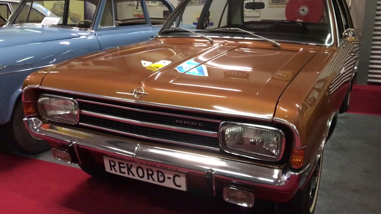car review 1968 opel rekord c 1700 l youtube. Black Bedroom Furniture Sets. Home Design Ideas