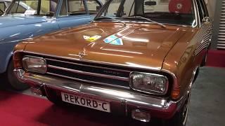 NEU Schweller LINKS Opel Rekord C Commodore A Coupe Limousine Kombi 2-türer NOS