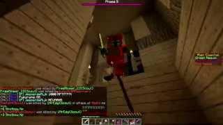 Minecraft Annihilation Strenght Rush 18 w/ Team Bago