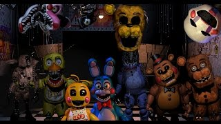 All Death Animations in Five Nights at Freddy s 2