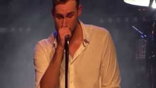 Niksn x Yves - Bushaltestelle live @Teesy (Hamburg  22.10.2015 - Songtext in der Beschreibung )