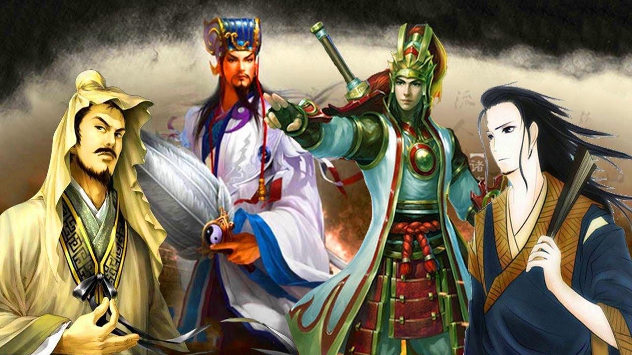 06 Vị Quân Sư Thiên Tài Trong Tam Quốc Diễn Nghĩa|Ai Xứng Danh Đệ Nhất Quân  Sư?