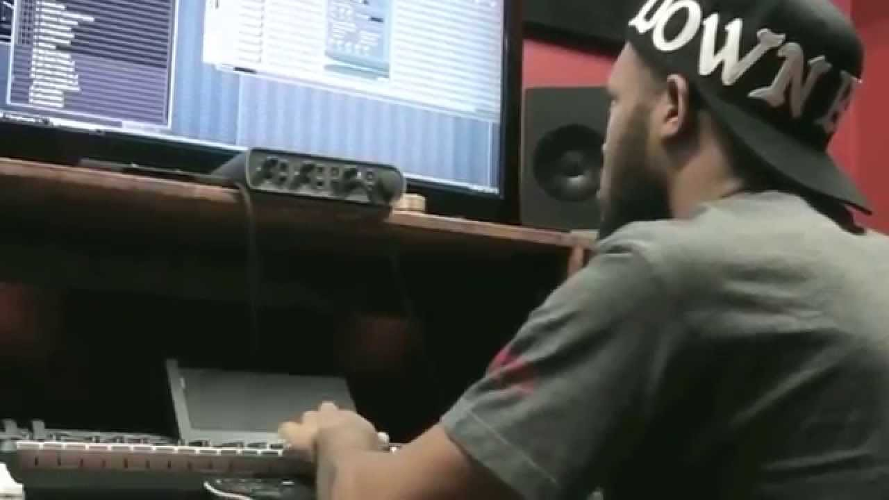 V Don   Behind The Beat of A$AP Rocky's 'Ghetto Symphony' feat A$AP Ferg and Gunplay