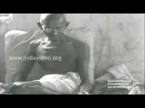 Mahatma Gandhi's Interview - Philosophy and Ideology