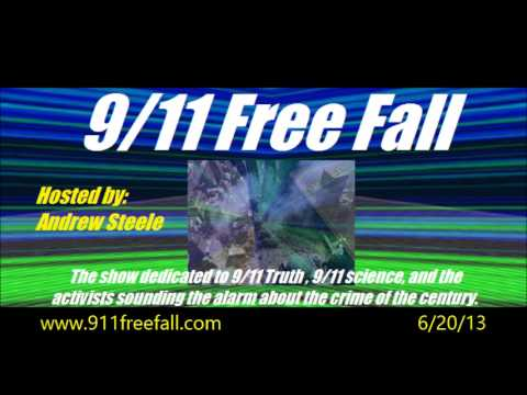 9/11 Free Fall 6/20/13: John-Michael Talboo on Basile's red/