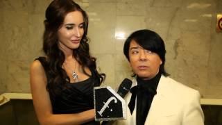 Ольга Рудыка FashionTV светская жизнь Валентин Юдашкин шоу выставка Микелле Чеппи
