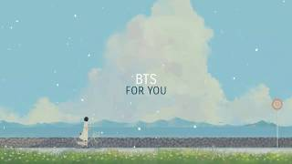 BTS - For You [Indo Lirik]
