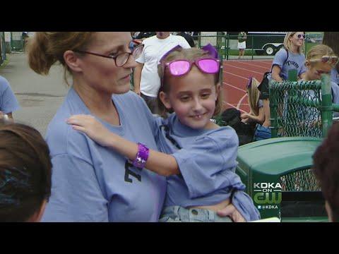 Pine-Richland School District Shows Support For Girl Battling Brain Tumor