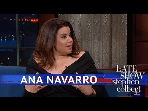 Ana Navarro: Trump Won't Push Me Out Of The GOP