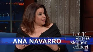 Ana Navarro: Trump Won\'t Push Me Out Of The GOP