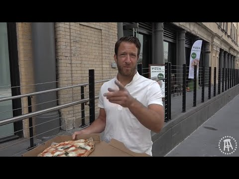 Barstool Pizza Review - Simo Pizza