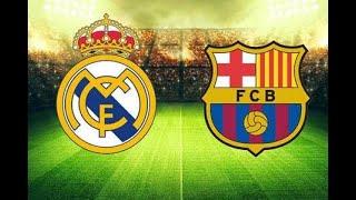 Реал Мадрид Барселона Испания Примера 30 й тур