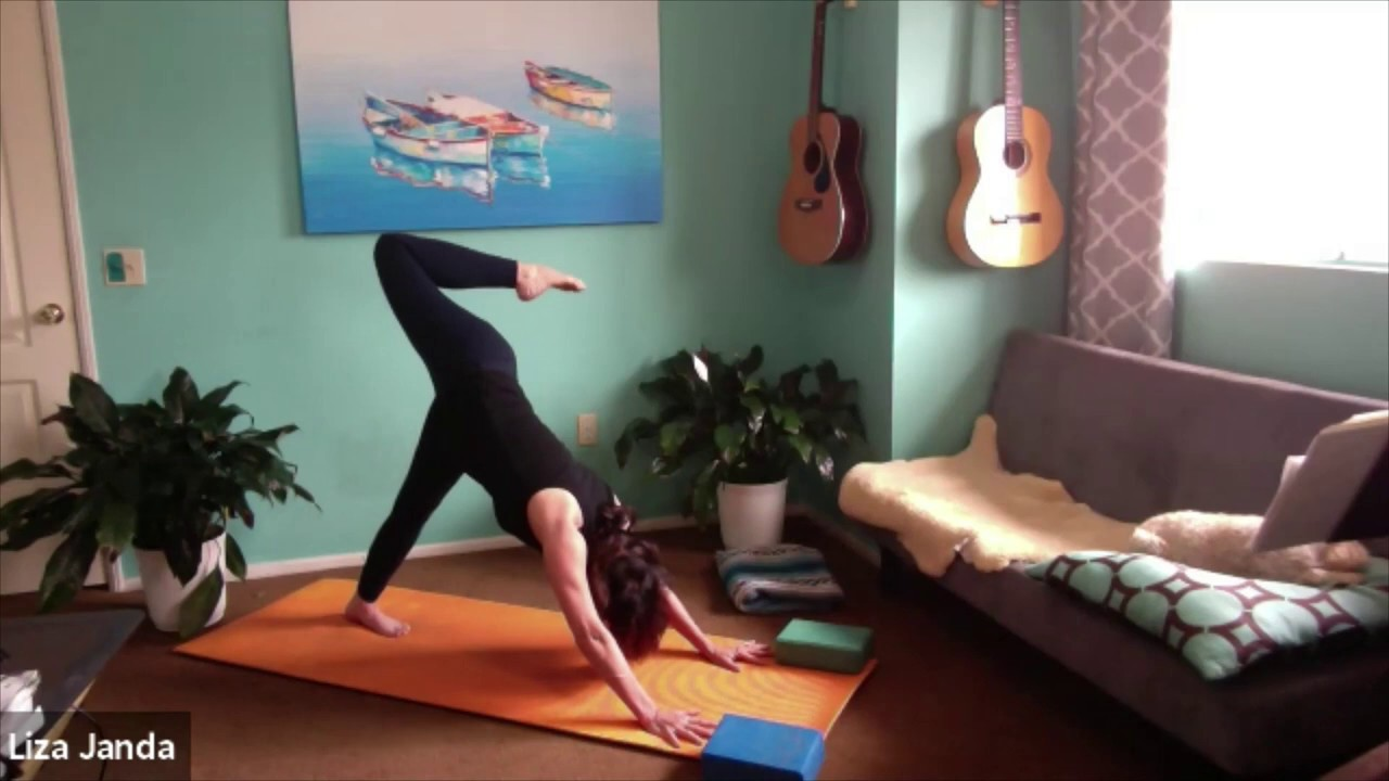 Hip Opening Yoga Practice Youtube