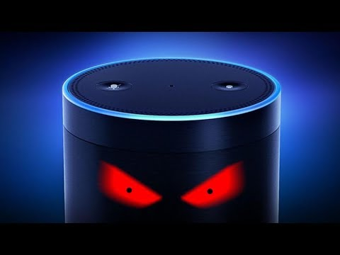Alexa: Why Are You Being So Creepy?