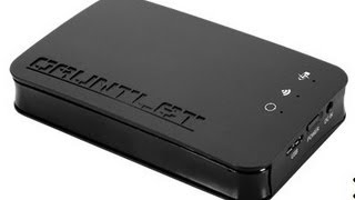 Patriot Gauntlet 320GB Portable Wireless External Hard Drive Review