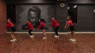 AANKH MARE | DANCE CHOREOGRAPHY | KIDS | D'ALIVE DANCE ACADEMY
