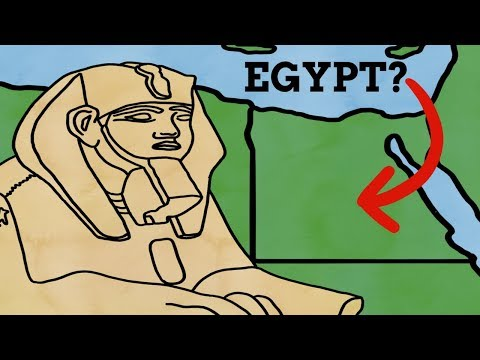 What Did The Ancient Egyptians Call Egypt?