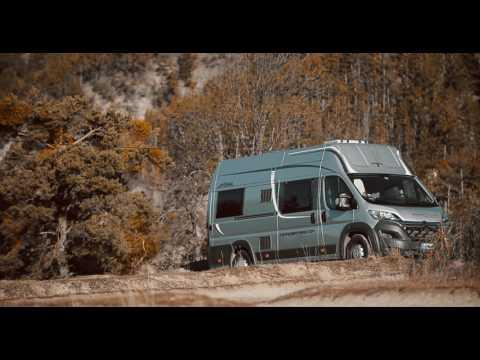Winter CamperTrip Possl Roadcruiser Revolution ( high resolution )