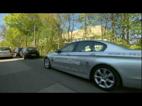 BMW Car-to-X Communication.