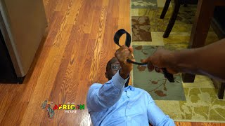 Download Clifford Owusu Comedy - In An African Home: Grabbing The Belt! 😮😱🤯 (Clifford Owusu)