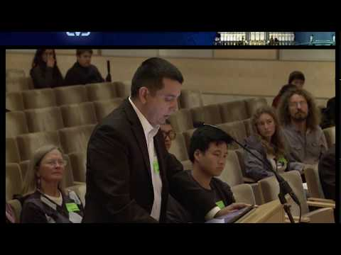 Mi Familia Vota at the EPA Hearing on Clean Power Plan Repeal