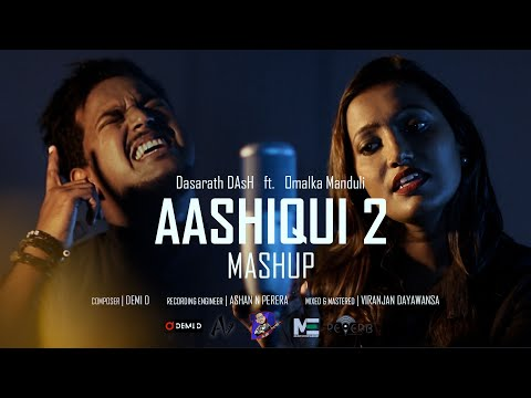 Hindi Mashup Songs 2021   Aashiqui 2 Mashup   Hindi Song   Dasarath DAsH ft. Omalka Manduli