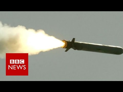 Russia strongly condemns US missile strikes - BBC News