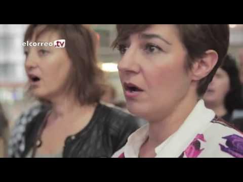 Coros en Bilbao Abando