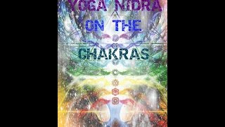 Gambar cover Yoga Nidra on the Chakras: Deep Relaxation, Guided Meditation and Rest