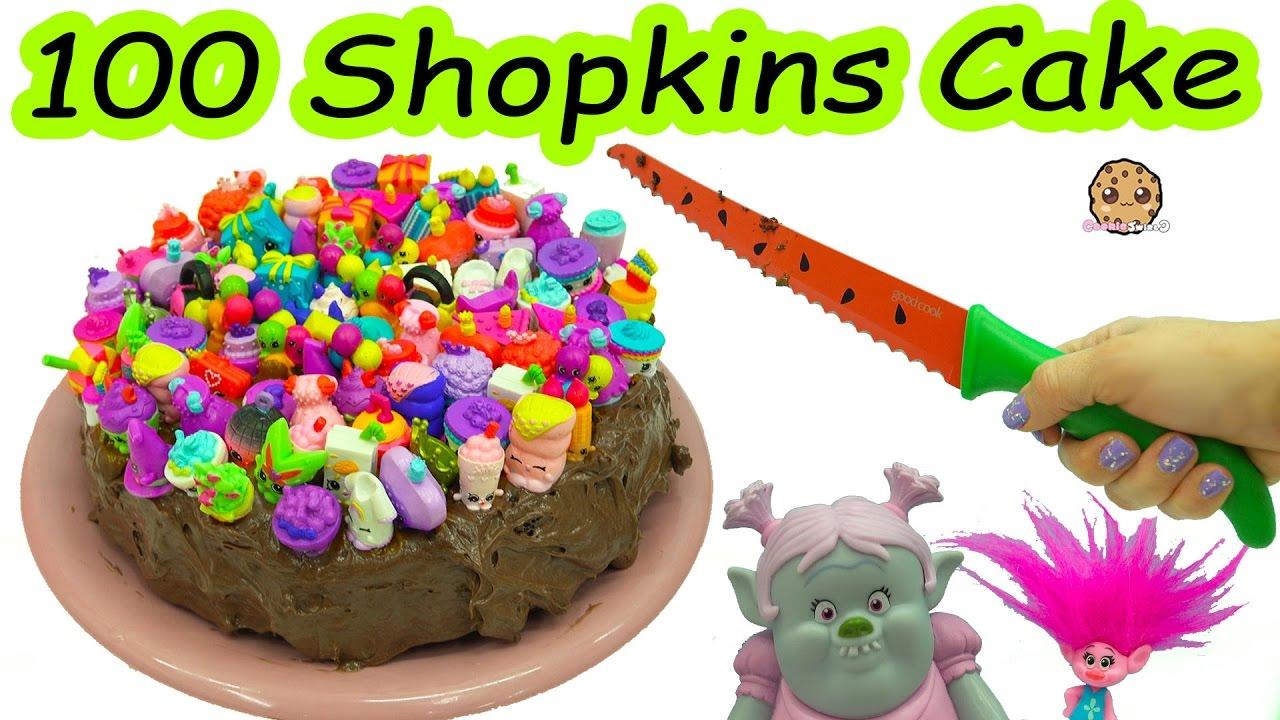 trolls poppy bridget bergen bake chocolate cake with 100 season 7