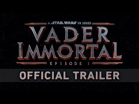 Vader Immortal: A Star Wars VR Series - Episode I - Official Teaser