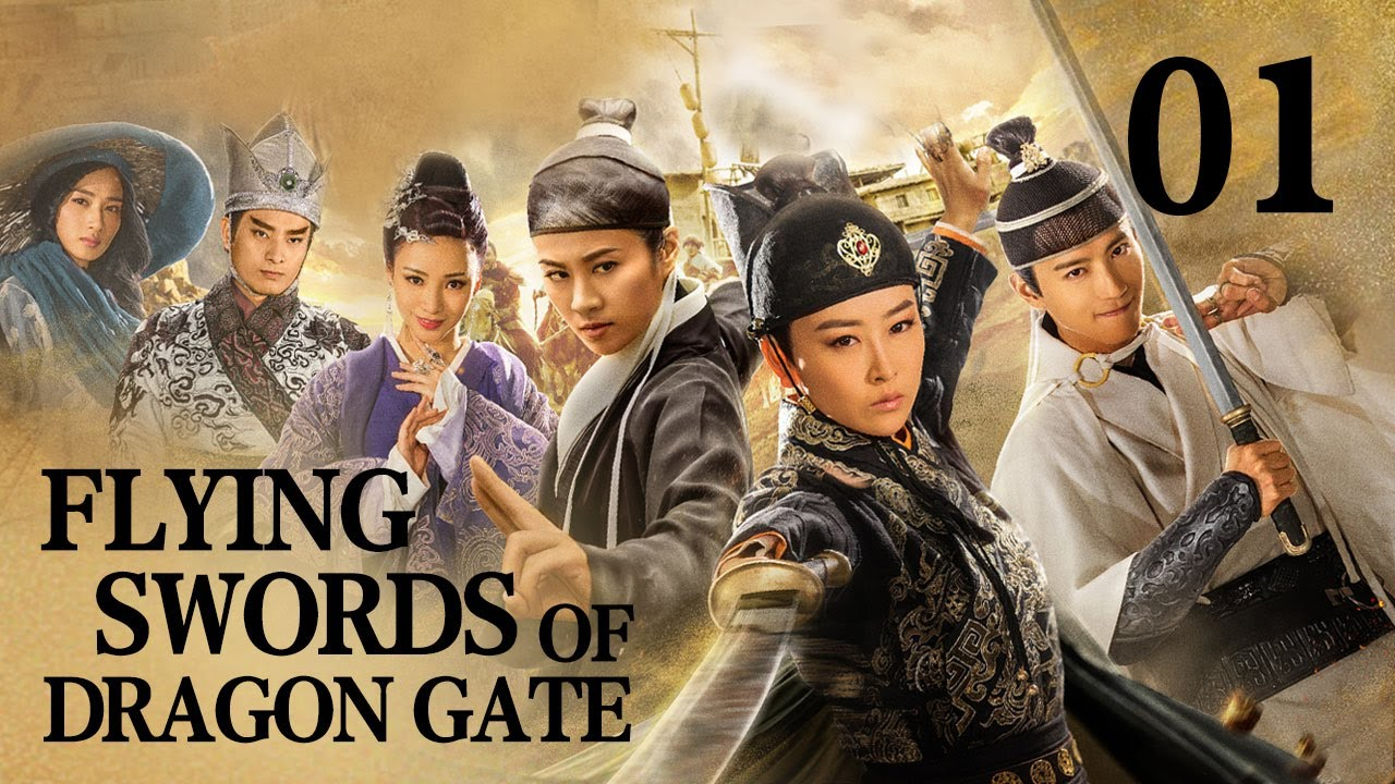 Download [FULL] Flying Swords of Dragon Gate EP.01 | China Drama