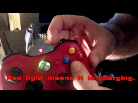 Xbox360 Controller Charging Problem Solved