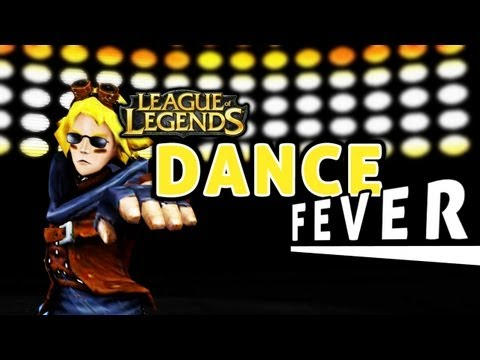 LoL Dance Fever [feat. Draven, Ezreal, Teemo and more!]