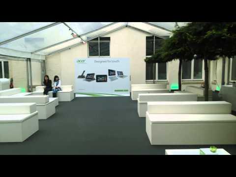 Acer Liquid S2 4K video sample