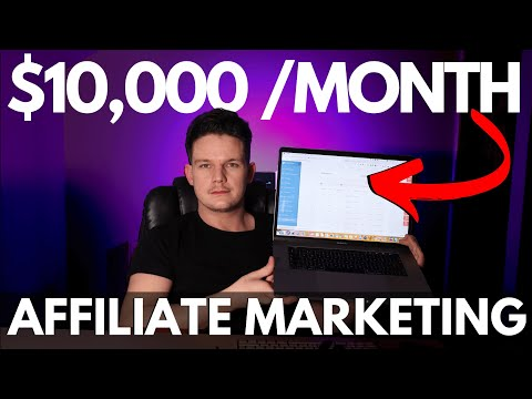 Affiliate Marketing : Zero To 10K Per Month (Step By Step Blueprint)