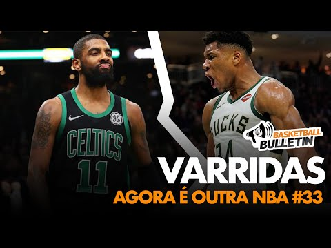 Bucks e Celtics, os 4 0 dos Playoffs da NBA | Basketball Bulletin #33