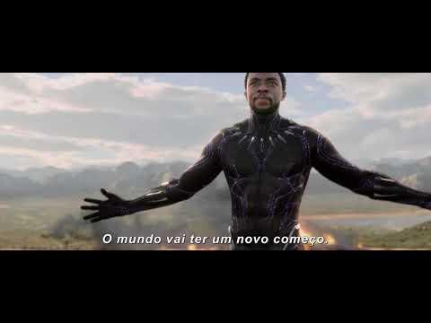 ''Chegou a sua hora'' - Pantera Negra, 15 de fevereiro nos cinemas