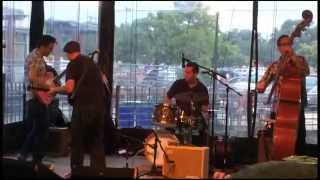 """The Bellfuries - """"Beaumont Blues"""". 5/22/15 at Central Market North, Austin TX"""