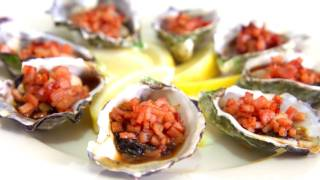 Oysters Kilpatrick - Valentine's Day Special Recipe