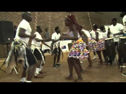 Madi Youth of W.A Dance Mure